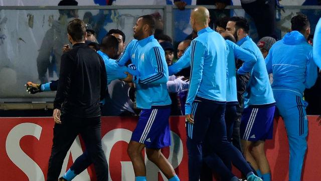 UEFA'dan Evra'ya tarihi ceza
