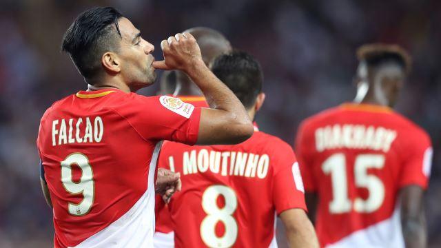 Monaco, Marsilya'yı gole boğdu