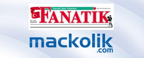 Mackolik-Fanatik El Ele