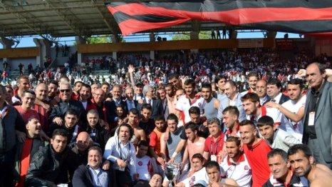 Tarihi Çınar Yeniden 3.Lig'de