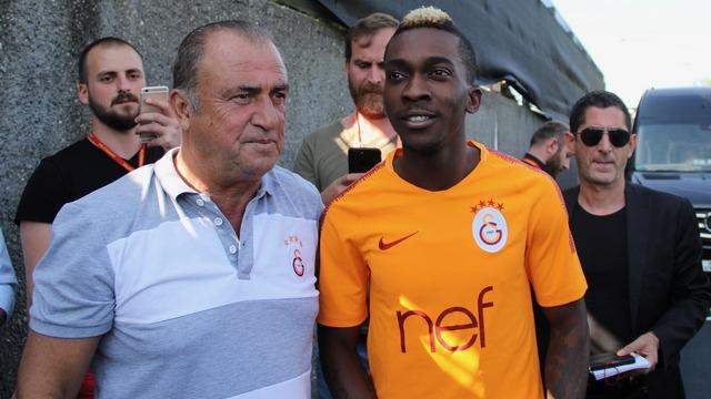 Galatasaray'da 26 yıl sonra bir ilk
