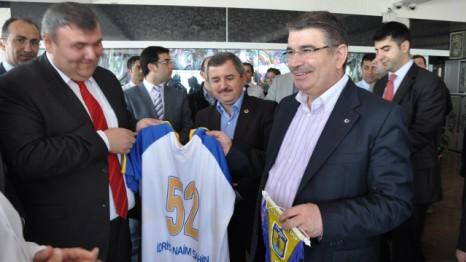 Fatsa Belediyespor'a Destek Sözü