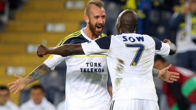 İşte Fenerbahçe'nin Kadrosu