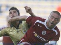 Fenerbahçe:1  Sparta Prag:0