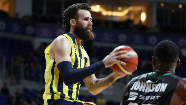 Fenerbahçe Daçka'yı devirdi