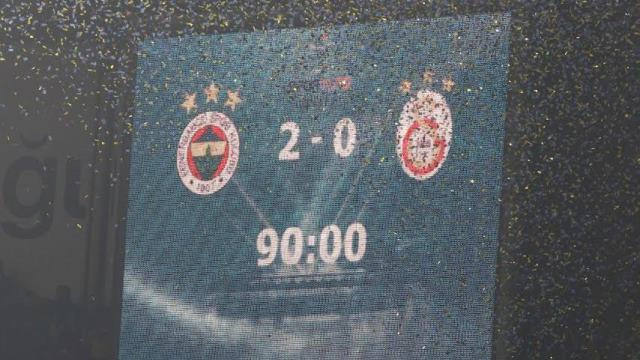 Galatasaray'ın Kadıköy kabusu