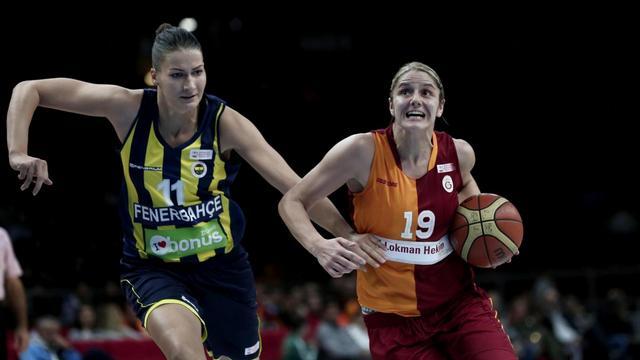 Derbi Galatasaray'ın