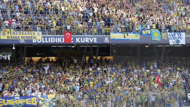 Fenerbahçe rekor kırdırdı