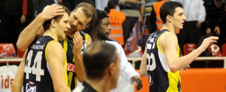 Fenerbahçe'den Acı Veda