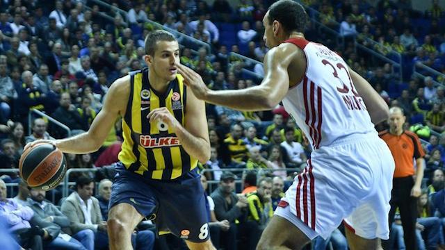Fenerbahçe zaferle bitirdi