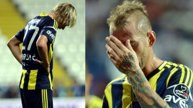 Krasic ve Meireles Ne Dedi?