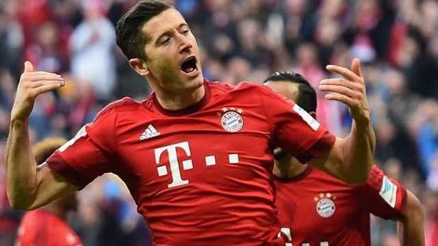 Bayern Schalke'yi ezdi geçti!