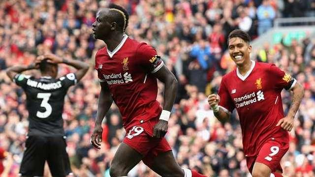 Liverpool siftah yaptı!