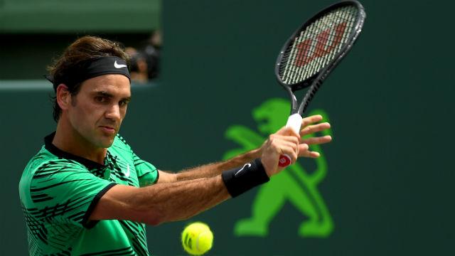 Federer 11 yıl sonra Miami'de şampiyon