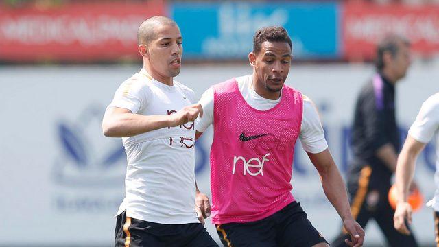 'Fernando ve Feghouli'nin durumu ciddi'