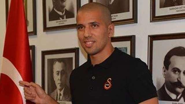 Feghouli: Buraya şampiyonluk için geldim