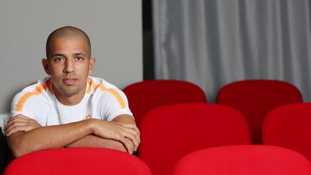 Feghouli: Futbol olmasa kötü yola düşerdim