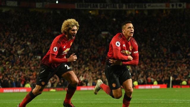 Manchester United'dan müthiş geri dönüş