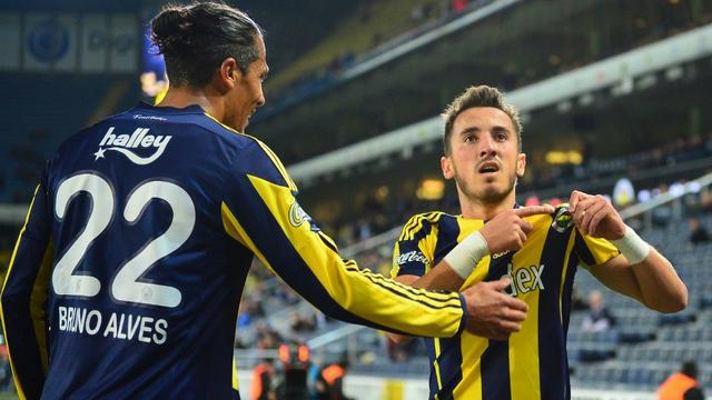 Fener Kadıköy'de gol oldu yağdı!