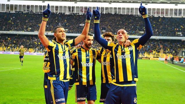 Fenerbahçe seriye devam ediyor!