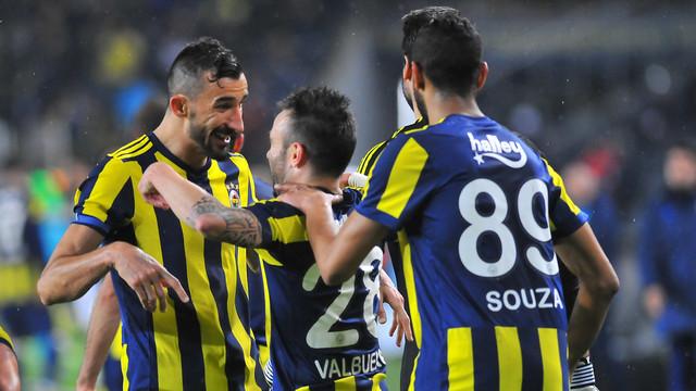 Fenerbahçe'nin konuğu Göztepe