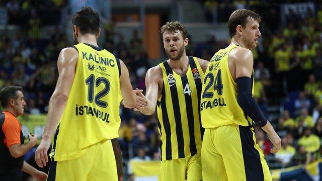 Fenerbahçe'den 2'de 2