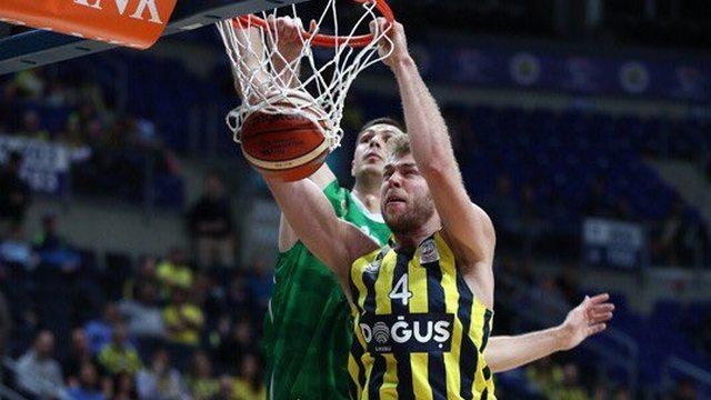 Fenerbahçe'den 8. galibiyet
