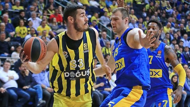Fenerbahçe rövanşı aldı