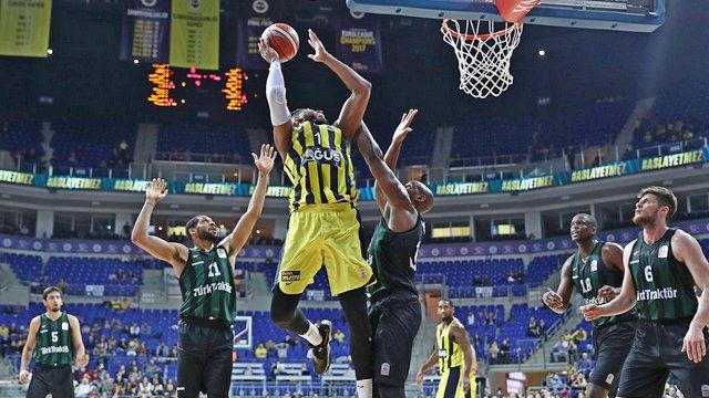 Fenerbahçe seriye devam etti