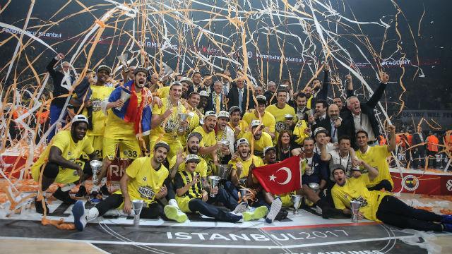 Euroleague'de fikstür açıklandı