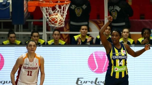 Avrupa derbisi Fenerbahçe'nin!