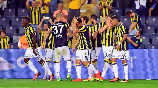 Fenerbahçe, Monaco'da tur peşinde!