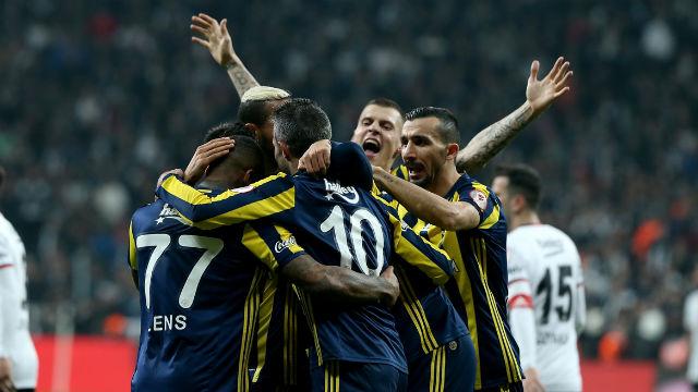 Kupa'da erken final Fenerbahçe'nin