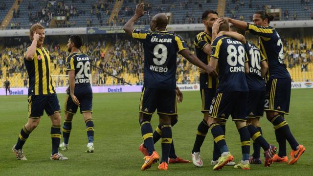 Fenerbahçe 3 eksikle Sivas'a gidecek