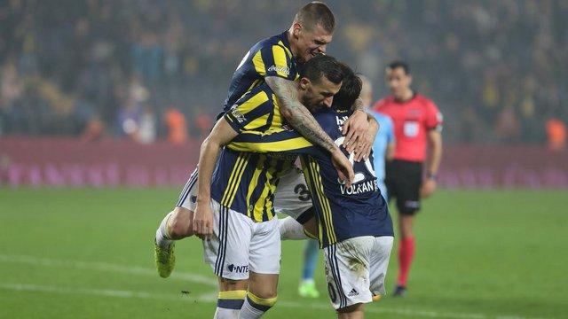 Fenerbahçe şeytanın bacağını kırdı