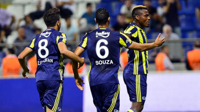Fenerbahçe'den görkemli siftah
