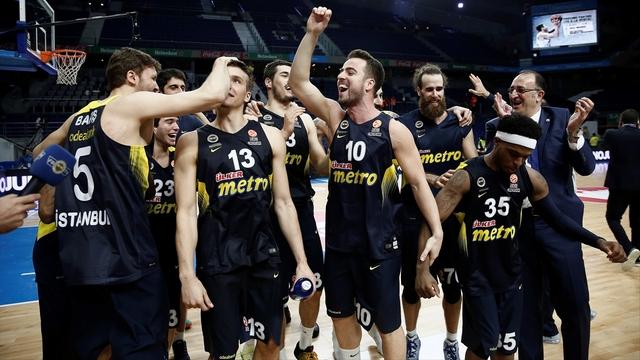 Madrid'de Fenerbahçe bayramı!