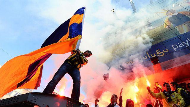 Fenerbahçe taraftarına bir yasak daha