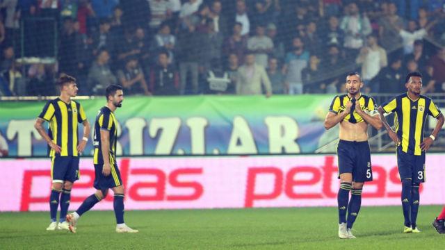 Beşiktaş, Fenerbahçe ve Trabzonspor, PFDK'da