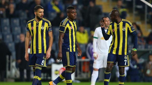 Fenerbahçe kadrosunda 9 eksik