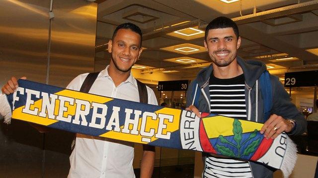 Fenerbahçe'nin yenileri mutlu!