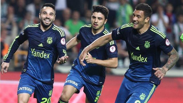 Fenerbahçe'den finale dev adım!