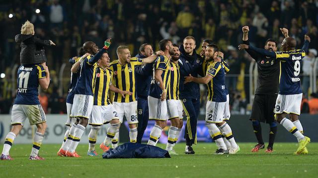 Fenerbahçe zorlu deplasmanda