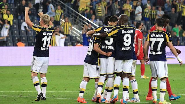 Fenerbahçeli futbolcular destek istedi
