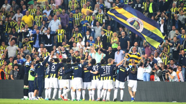 Fenerbahe'de Kupa Mesaisi