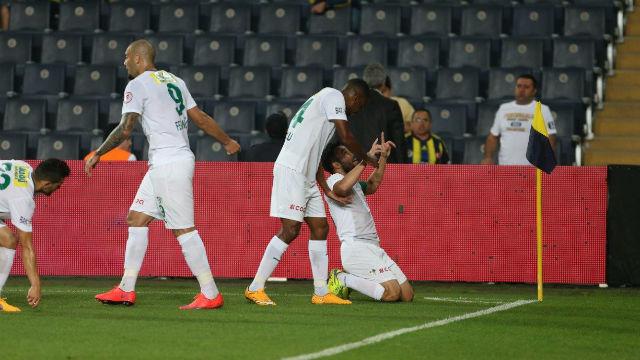 Fenerbahçe'ye kupa ŞOKU
