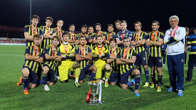 Fenerbahçe A2'de de Şampiyon!