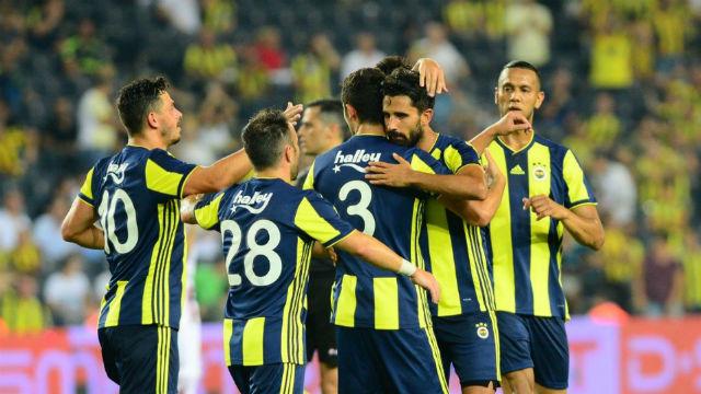 Fenerbahçe, sezonun ilk deplasmanında