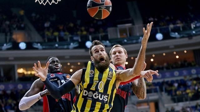 Fenerbahçe 10. galibiyetini aldı