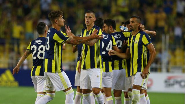 Fenerbahçe 3 farklı üstünlüğü koruyamadı